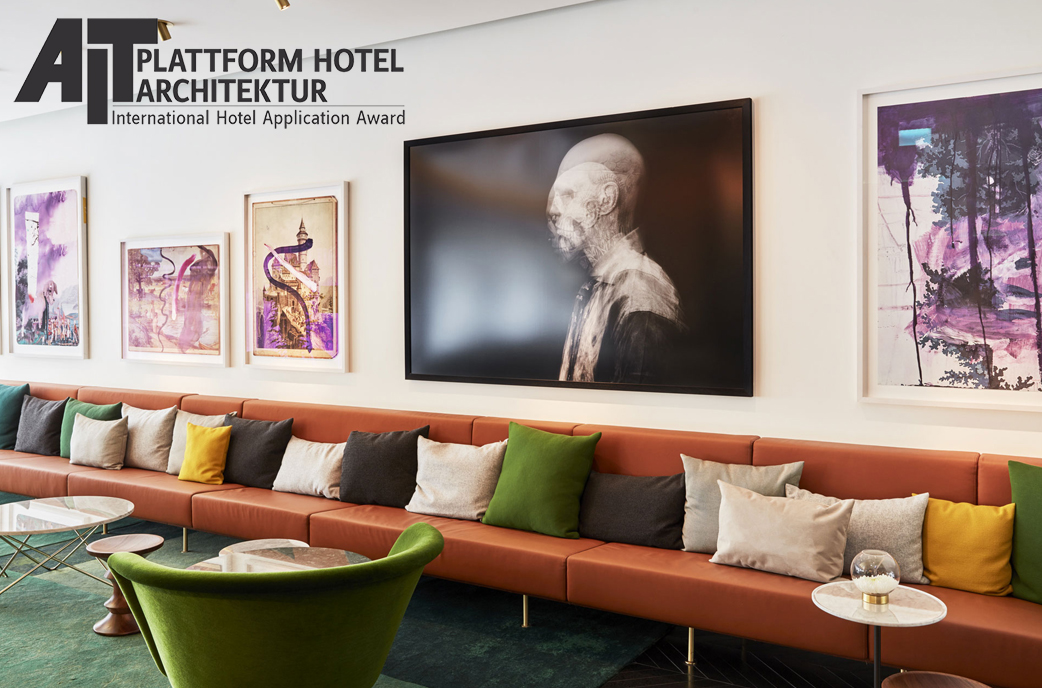 AIT International Hotel Application Award, Roomers Hotel in München