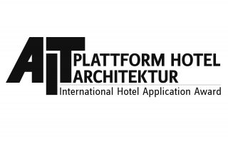 Logo des AIT International Hotel Application Award