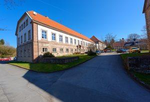 Anbau, Katholische Landvolkshochschule Hardehausen ©Jan Braun