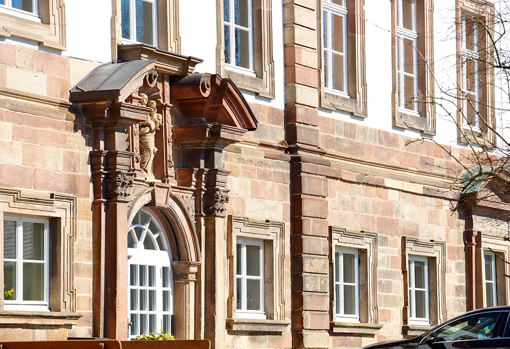 Portal, Katholische Landvolkshochschule Hardehausen ©Jan Braun