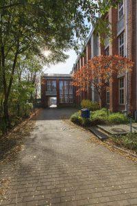 Seitenansicht, Herzberg-Campus, ©Trockland
