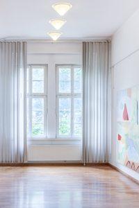 Zimmer mit Blick in den Garten, Herzberg-Campus, ©Trockland