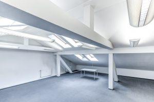 Dachgeschoss, Herzberg-Campus, ©Trockland