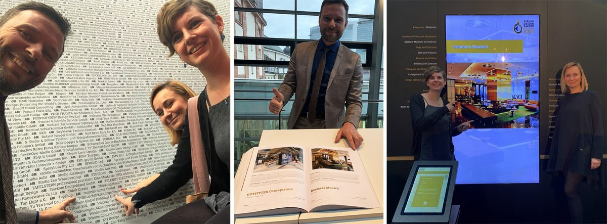 German Design Awards 2019, Verleihung