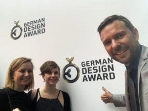 German Design Award 2019, Verleihung