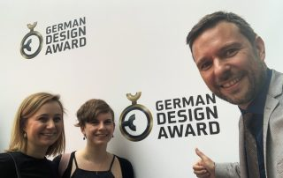 German Design Award 2019, Verleihung