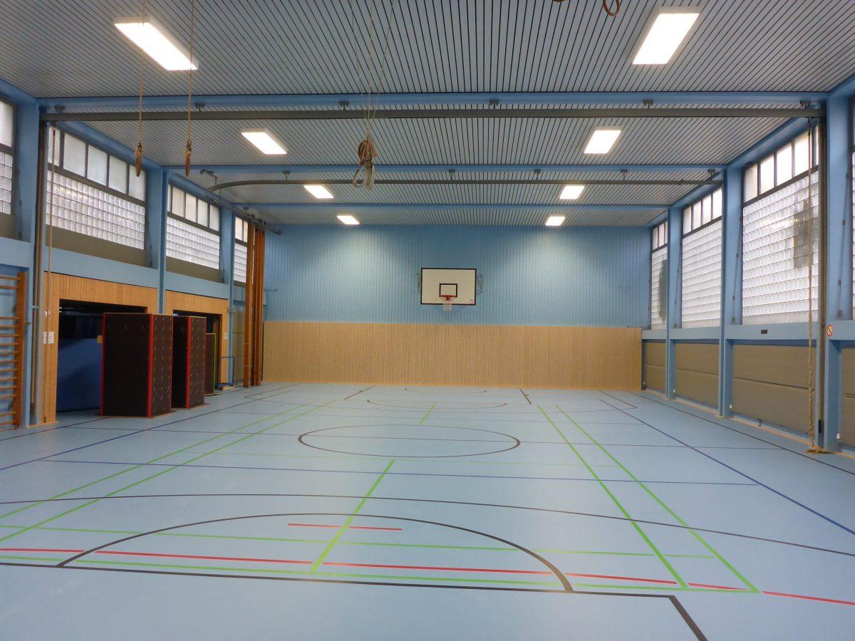 FichtelgebirGrundschule- Sporthalle