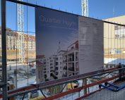Grundsteinlegung Quartier Hoym