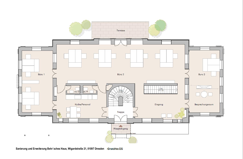 Behr´sche Villa EG
