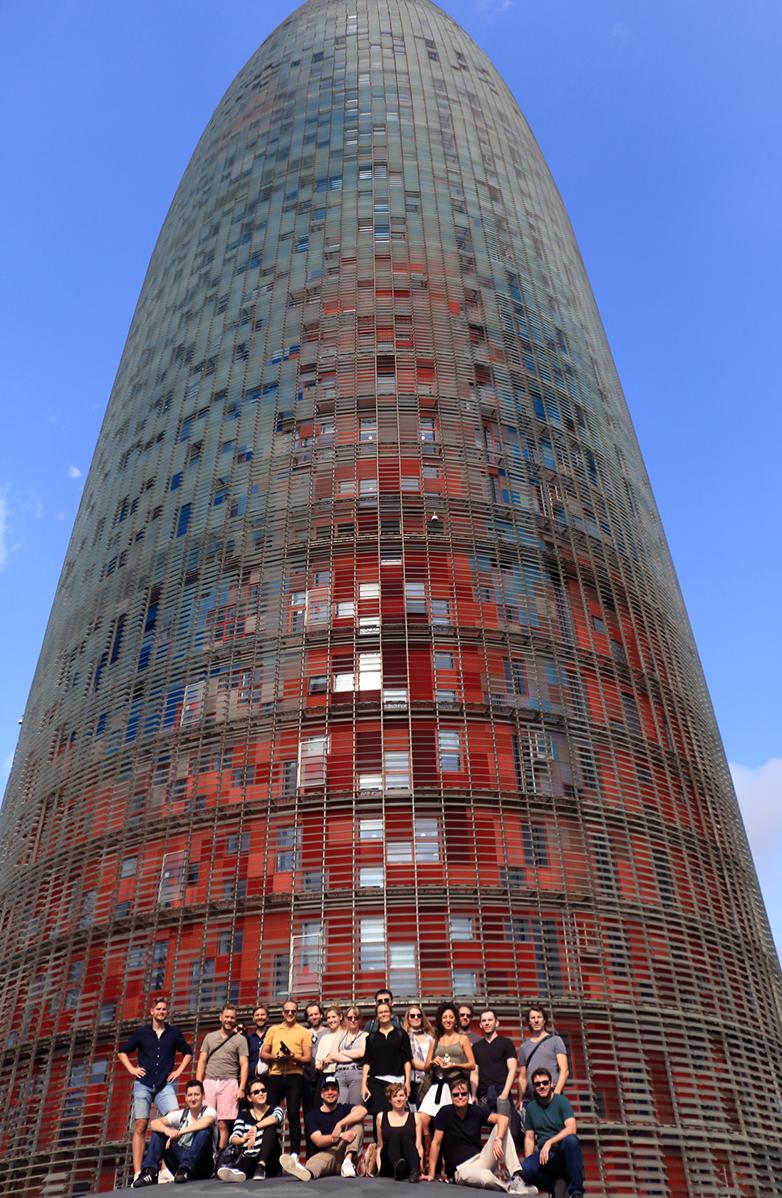 Torre Agbar Jean Nouvel
