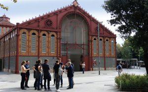Mercado de Sant Antoni - Gina Architects - Pere Ravetllat