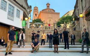Stadtstrand Barceloneta - Hotel W Ricardo Bofill