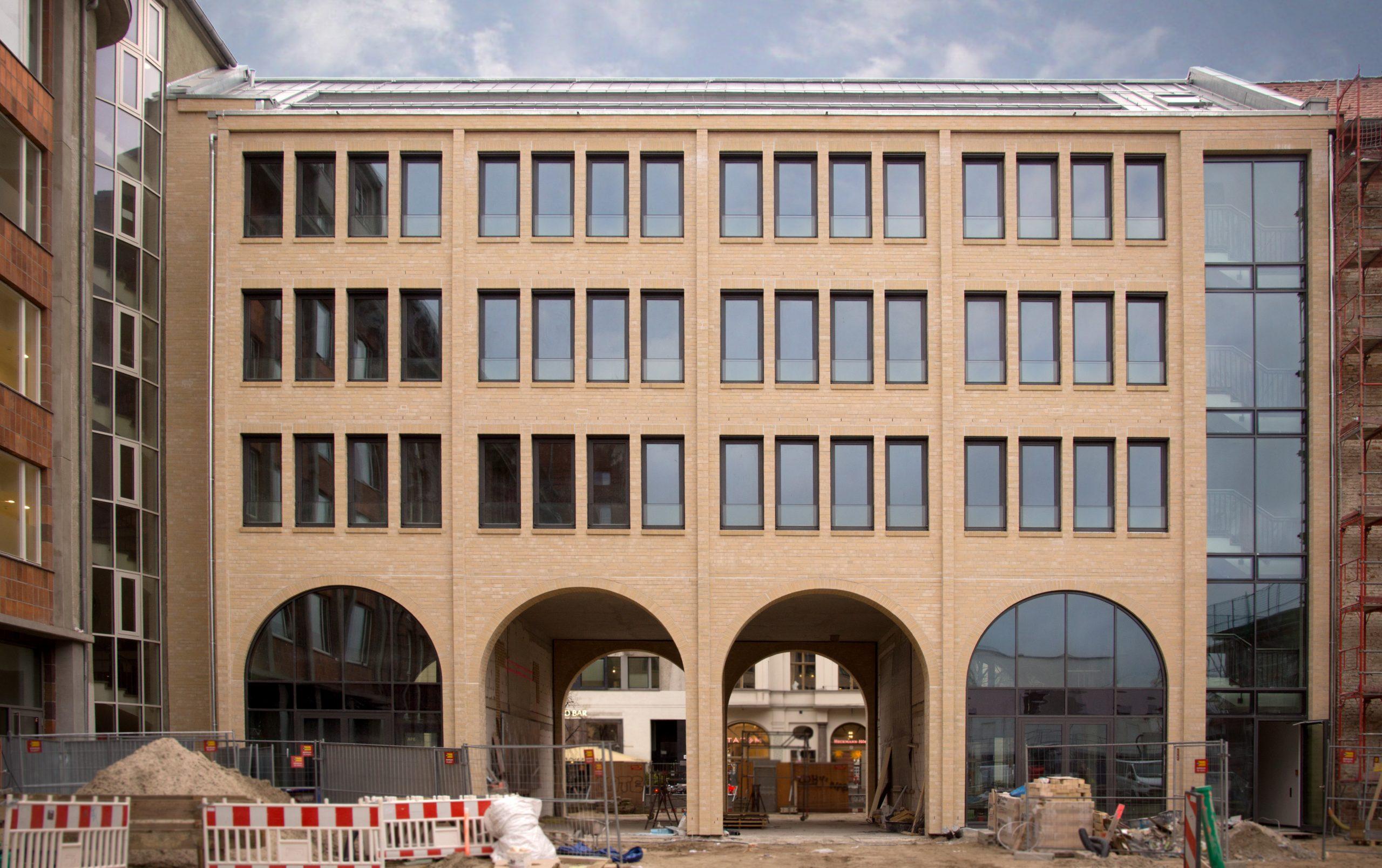 Forum Museumsinsel Torhaus Ost