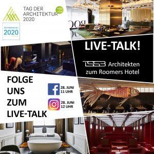 Tag der Architektur Live-Talk