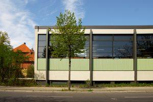 Lilienthal Gymnasium Sporthalle