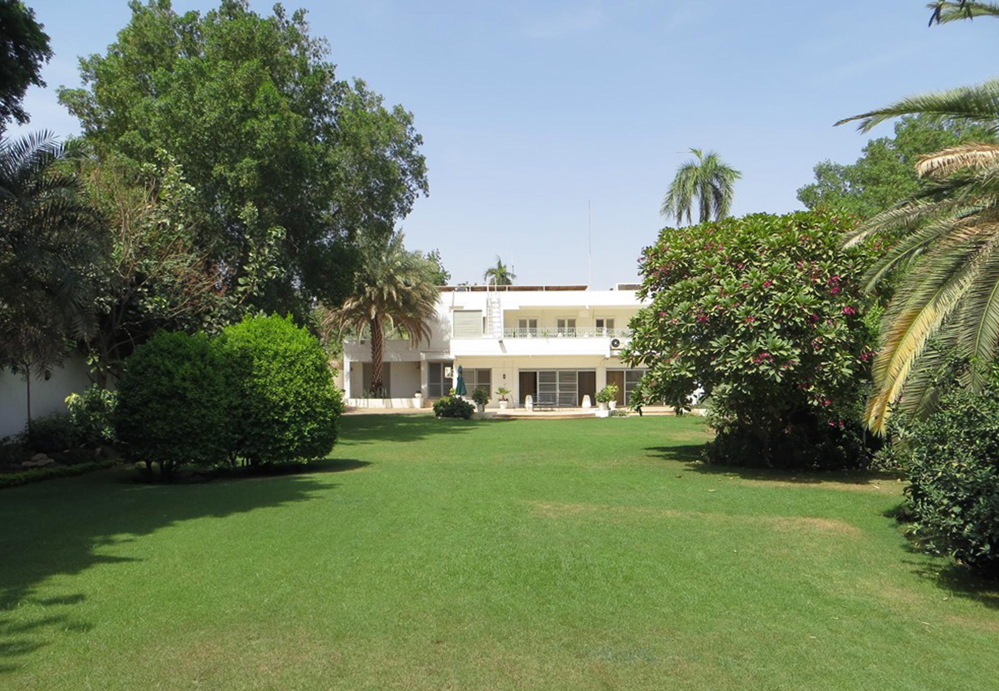 Deutsche Botschaft Khartum