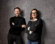 Anja Oehler-Brenner und Jan Tröber