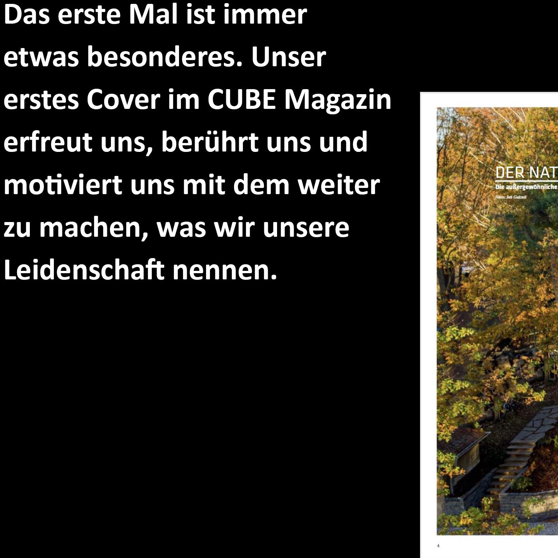 Cover Cube Magazin